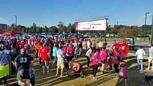 Cape Fear Heart Walk